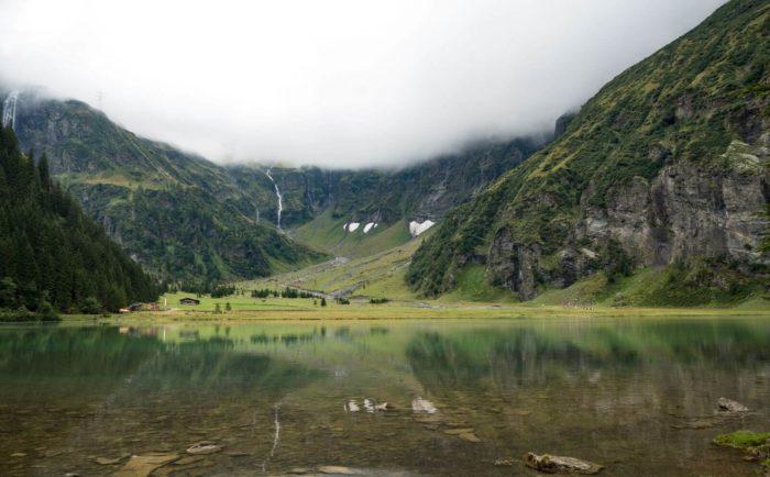 Jezero Hintersee - Mittersill