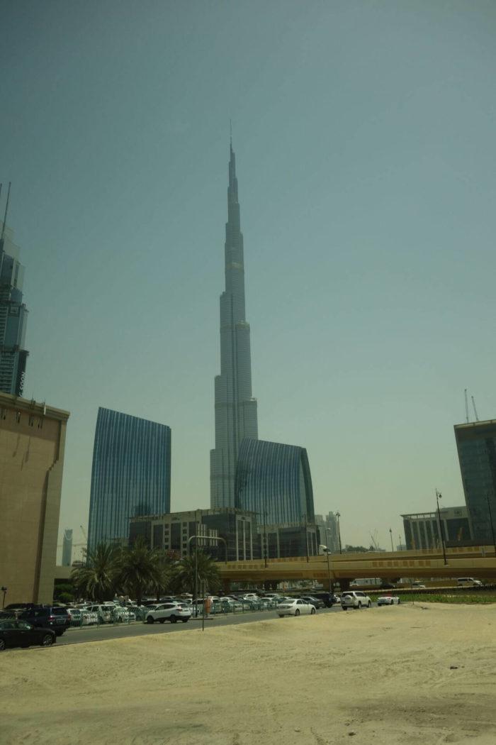 Burj Khalifa 2016