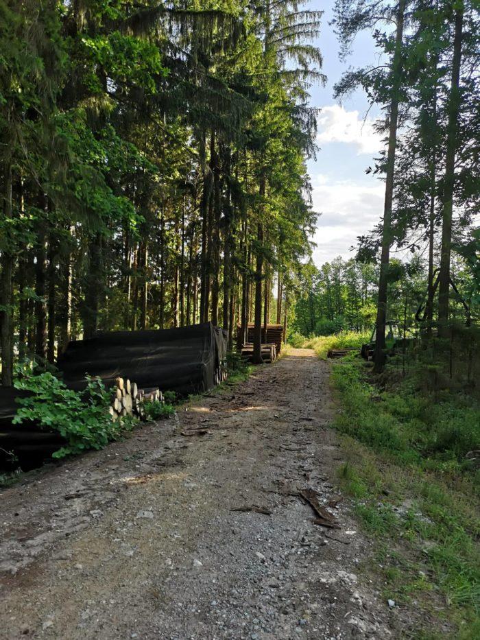 Naučná stezka Trhosvinensko - Trojice-Hamr